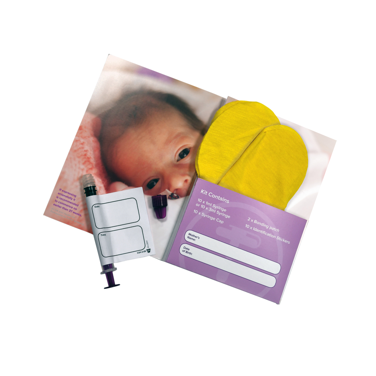 Colostrum Gold Kit,
